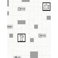 Product photograph showing Contour Caf Eacute Culture Wallpaper