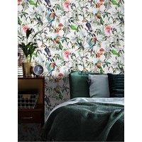 Product photograph showing Fresco Amazon Tropical Multi Wallpaper