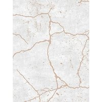 Product photograph showing Superfresco Easy Kintsugi Rose Gold Wallpaper