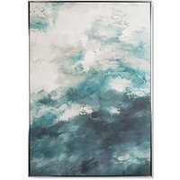Product photograph showing Graham Brown Abstract Skies Canvas In Boxed Frame