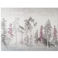 Product photograph showing Graham Brown Mystical Forest Walk Canvas