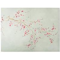 Product photograph showing Graham Brown Watercolour Orchid Blossoms Canvas