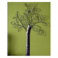 Product photograph showing Graham Brown Tree Metal Wall Art