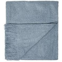 Product photograph showing Cascade Home Clare Boucle Throw