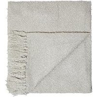 Product photograph showing Cascade Home Angelina Boucle Throw