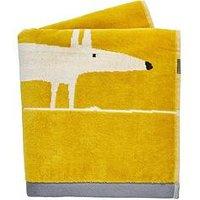 Product photograph showing Scion Mr Fox Bath Towel