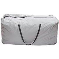 Product photograph showing Large Cushion Storage Bag
