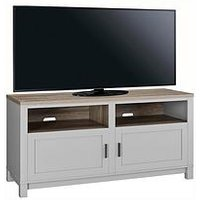 Product photograph showing Carver Tv Stand - Fits Up To 60 Inch