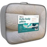 Product photograph showing Kally Body Pillow