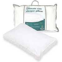 Product photograph showing Kally Ultimate Side Sleeper Pillow