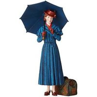 Product photograph showing Disney Showcase Live Action Mary Poppins Figurine