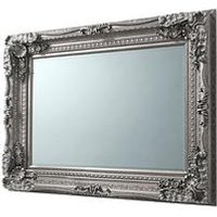 Product photograph showing Gallery Carved Louis Wall Mirror