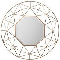 Product photograph showing Gallery Andromeda Mirror