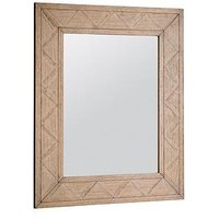 Product photograph showing Gallery Mustique Mirror