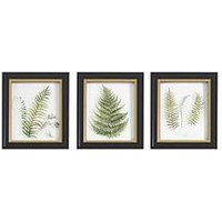 Product photograph showing Gallery Alpini Framed Wall Art Trio