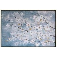 Product photograph showing Gallery April Blossom Framed Wall Art