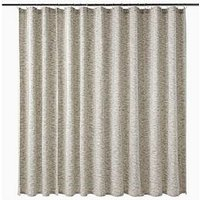 Product photograph showing Calvin Klein Strata 100 Cotton Shower Curtain