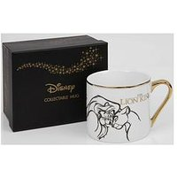 Product photograph showing Disney Disney Classic Collectable Gift Boxed Mug - Lion King