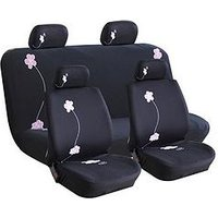 Product photograph showing Streetwize Accessories Bloom Seat Covers
