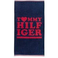 image-Tommy Hilfiger Love Beach Towel