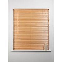 Product photograph showing 27mm Wooden Venetian Blind