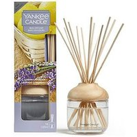 Product photograph showing Yankee Candle Reed Diffuser Ndash Lemon Lavender
