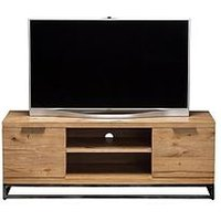 Product photograph showing Julian Bowen Brooklyn Tv Unit - Fits Up To 56 Inch Tv