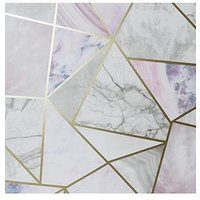 Product photograph showing Arthouse Metallic Fragments Wallpaper