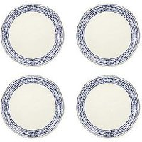 Product photograph showing Kitchencraft Mikasa Azores Speckle Dinner Plates Ndash Set Of 4
