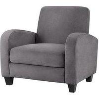 Product photograph showing Julian Bowen Vivo Fabric Armchair
