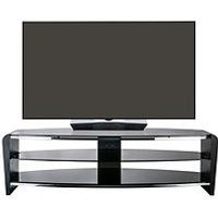Product photograph showing Alphason Francium 140 Cm Tv Stand - Fits Up To 58 Inch Tv