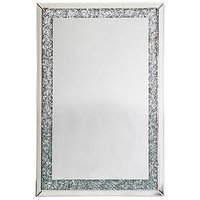 Product photograph showing Gallery Westmoore Rectangular Mirror