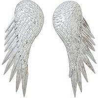 Product photograph showing Arthouse Angel Wings Wall Art