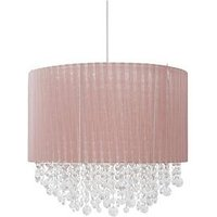 Product photograph showing Arabella Easy-fit Pendant Light Shade