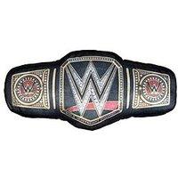 Product photograph showing Wwe Champion Belt Shape Cushion
