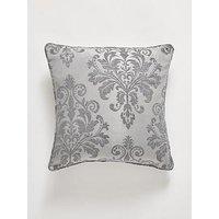 Product photograph showing Damask Cushion