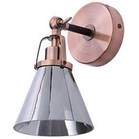 Product photograph showing Beaumont Cone Wall Light
