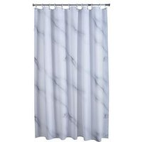Product photograph showing Aqualona Marble Shower Curtain