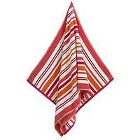 image-Deyongs Marbielle Cotton Beach Towel - Pink