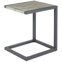Product photograph showing Turin Side Outdoor Table
