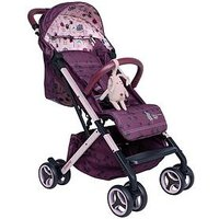 image-Cosatto Woosh Xl Pushchair With Raincover & Toy - Fairy Garden