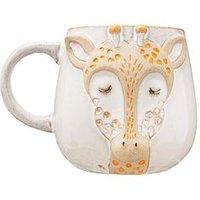 Product photograph showing Sass Belle Gina Giraffe Mug