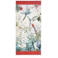 image-Accessorize Paradise Cotton Velour Beach Towel