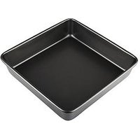 Product photograph showing Denby Square Baking Tin