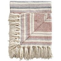 Product photograph showing Cascade Home Crystal Woven Throw