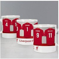 Product photograph showing Personalised Official Football Dressing Room Mug