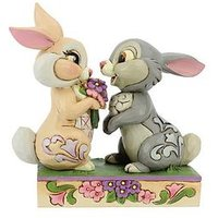 Product photograph showing Disney Blossom And Thumper Bunny Bouquet