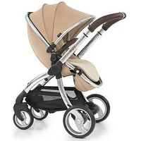 image-Egg Egg Pushchair With Matching Changing Bag - Honeycomb
