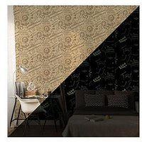 Product photograph showing Harry Potter Mischief Managed Wallpaper