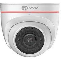 Product photograph showing Ezviz C4w Smart Outdoor Camera With Siren Amp Strobe Light